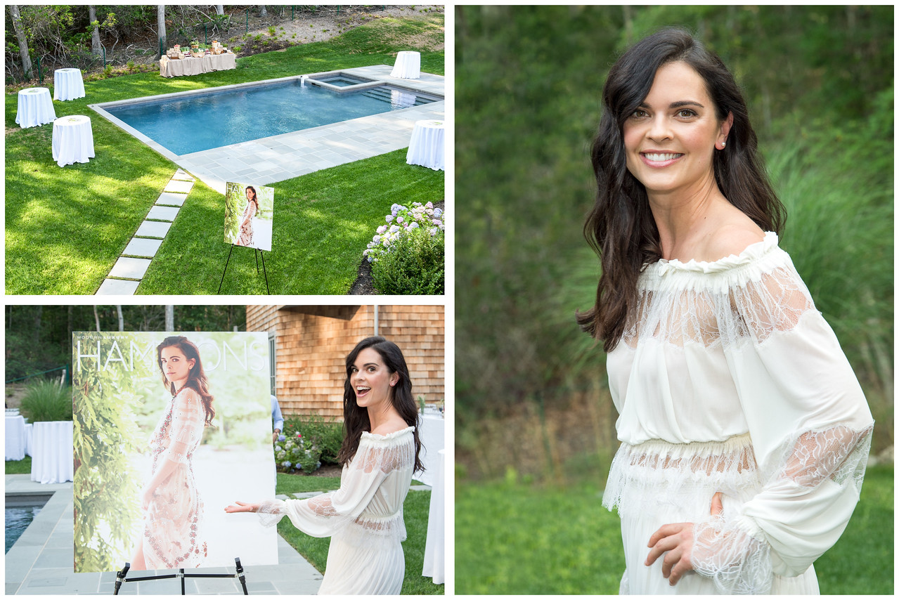 Hamptons Magazine and TV Personality Katie Lee