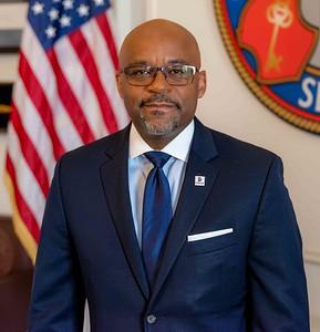Denver Mayor Michael B Hancock