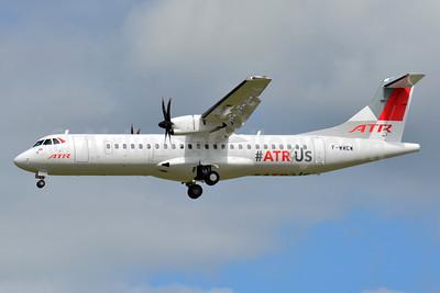 ATR 72-212A (ATR 72-600) F-WWEW (msn 1316) (#ATR42US) TLS (Paul Bannwarth). Image: 933539.