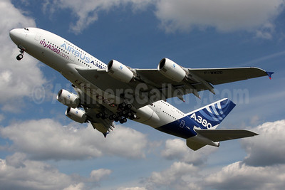 Airbus A380-841 F-WWDD (msn 004) (iflyA380.com) FAB (SPA). Image: 933668.