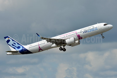Airbus A321-251NX WL D-AVZO (msn 7877) (Now flying long range - New York - Paris) TLS (Paul Bannwarth). Image: 942972.