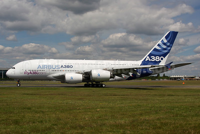 "New ""iflyA380.com' sub-titles for Farnborough 2016"