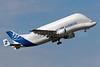 Airbus Transport International A300B4-608ST Beluga F-GSTB (msn 751) TLS (Guillaume Besnard). Image: 905479.