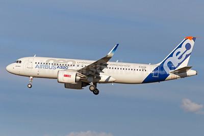 Airbus A320-251N WL D-AVVB (msn 6642) (Airbus A320 NEO - Unbeatable fuel efficiency) ARN (Stefan Sjogren). Image: 932633.