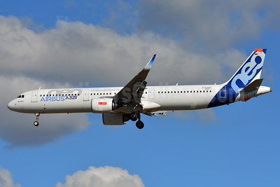 Airbus A321-251N D-AVXB (msn 6839) (Airbus A321 NEO - New Engine Option) TLS (Paul Bannwarth). Image: 937192.