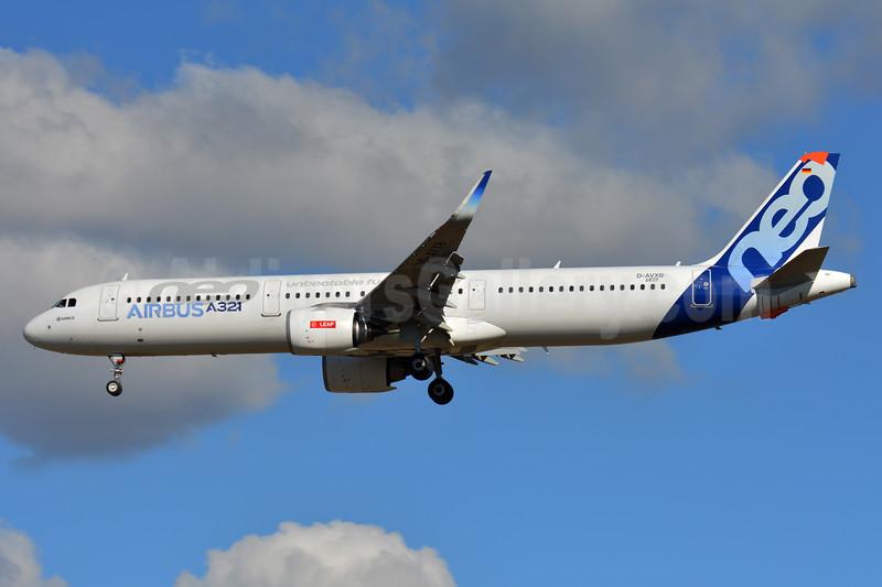 Airbus A321-251N D-AVXB (msn 6839) (Airbus A321 NEO - New Engine Option) TLS (Paul Bannwarth). Image: 937192.