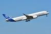 Airbus A350-941 F-WXWB (msn 001) TLS (Paul Bannwarth). Image: 933315.