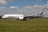 Airbus A350-941 F-WWCF (msn 002) (Carbon Fiber livery) FAB (SPA). Image: 933666.