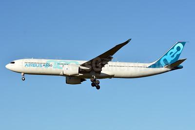 Airbus A330-941N F-WTTN (msn 1795) TLS (Paul Bannwarth). Image: 941724.