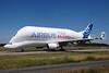 Airbus Transport International A300B4-608ST Beluga F-GSTC (msn 765) (Think Mobility) NTE (Paul Bannwarth). Image: 924448.