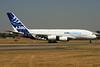 Airbus A380-841 F-WWOW (msn 001) FAB (SPA). Image: 931921.