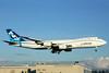 Boeing 747-8R7F N747EX (msn 35808) PAE (Nick Dean). Image: 904557.