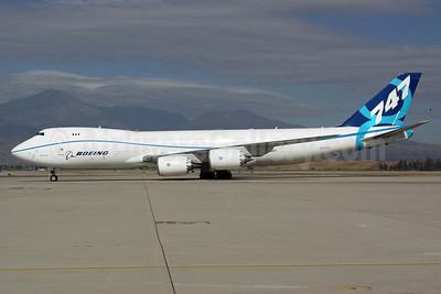 Boeing 747-8R7F N747EX (msn 35808) SBD (Michael B. Ing). Image: 904557.
