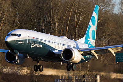 "Named ""Spirit of Renton"", first flight on January 29, 2016"