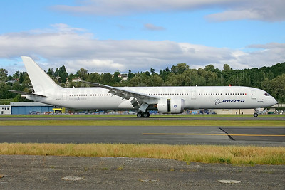 The new Boeing 787-10 Dreamliner (2nd Prototype)