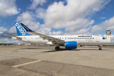 Bombardier CS300 C-FFDO (msn 55002) SJU (Raul Sepuveda). Image: 938924.