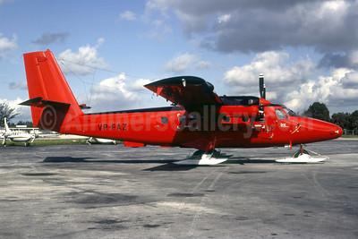 British Antarctic Survey de Havilland Canada DHC-6-300 Twin Otter VP-FAZ (msn 748) MIA (Bruce Drum). Image: 105541.