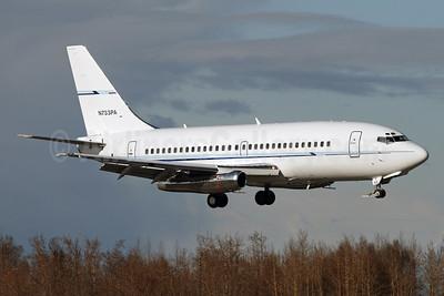 ConocoPhillips Alaska Aviation Boeing 737-205 N733PA (msn 23468) ANC (Brian McDonough). Image: 928215.