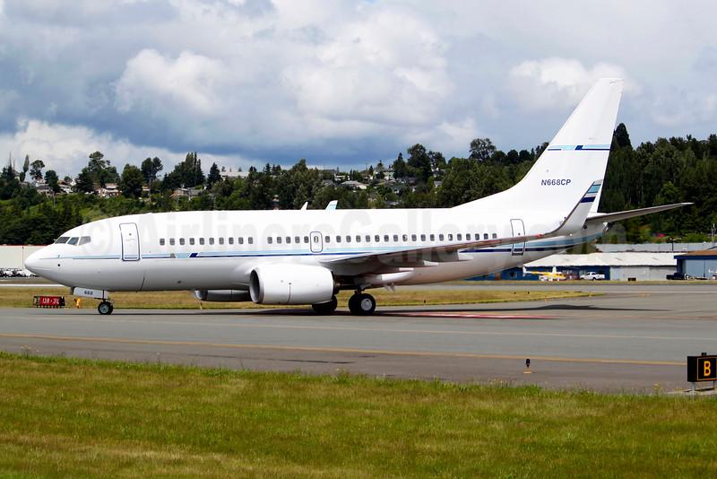 ConocoPhillips Alaska Aviation Boeing 737-76N WL N668CP (msn 38028) BFI (Joe G. Walker). Image: 928218.