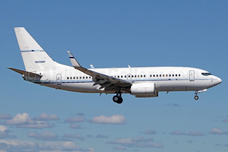 ConocoPhillips Alaska Aviation Boeing 737-7BD WL N959BP (msn 36720) ANC (Michael B. Ing). Image: 938247.