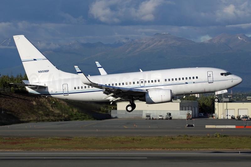 ConocoPhillips Alaska Aviation Boeing 737-7BD WL N959BP (msn 36720) ANC (Michael B. Ing). Image: 903529.