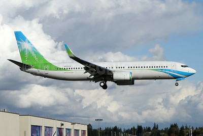 Saudi Aramco Boeing 737-800 WL N806XA (msn 61786) PAE (Nick Dean). Image: 939501.