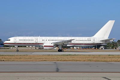 Juliet Romeo Aviation Boeing 757-236 N757SS (msn 22176) LGB (Michael B. Ing). Image: 932650.