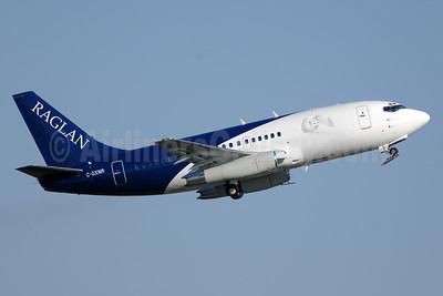 Raglan (Glencore Canada Corporation) Boeing 737-2S2C C-GXNR (msn 21929) YYZ (TMK Photography). Image: 933203.