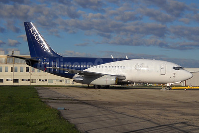 Raglan (Glencore Canada Corporation) Boeing 737-2S2C C-GXNR (msn 21929) YYZ (TMK Photography). Image: 933202.