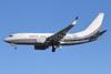 Boeing 737-7BC WL (BBJ) N835BA (msn 30572) LAX (Michael B. Ing). Image: 913659.