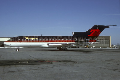 Trump Boeing 727-23 VR-BDJ (msn 20046) (Christian Volpati Collection). Image: 935643.