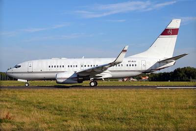 Avenir Bermuda Limited Boeing 737-7BC WL (BBJ) VP-BJJ (msn 30330) SEN (Keith Burton). Image: 928841.