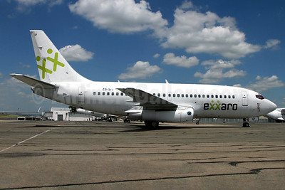Exxaro Resources Limited (Owenair) Boeing 737-236 ZS-SIT (msn 21790) HLA (Rob Finlayson). Image: 934383.