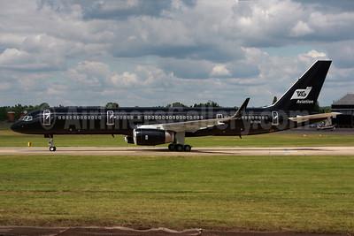 TAG Aviation UK Limited Boeing 757-2K2 WL G-TCSX (msn 26330) FAB (SPA). Image: 933749.