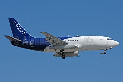 Raglan (Glencore Canada Corporation) Boeing 737-2S2C C-GXNR (msn 21929) YYZ (TMK Photography). Image: 938105.