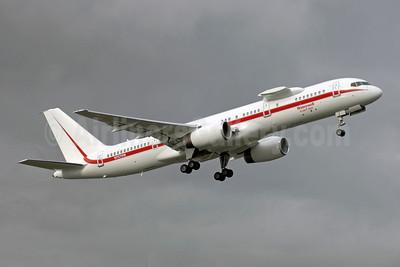 Honeywell Flight  Test Boeing 757-225 N757HW (msn 22914) BFI (TMK Photography). Image: 922864.