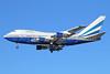 Las Vegas Sands Corporation Boeing 747SP-31 VP-BLK (msn 21961) LAX (Michael B. Ing). Image: 930935.