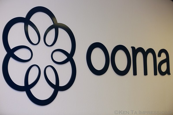 Ooma Executive Headshots
