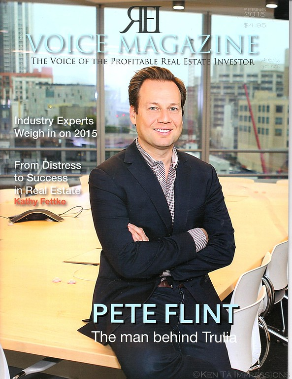 Pete Flint, CEO of Trulia.com