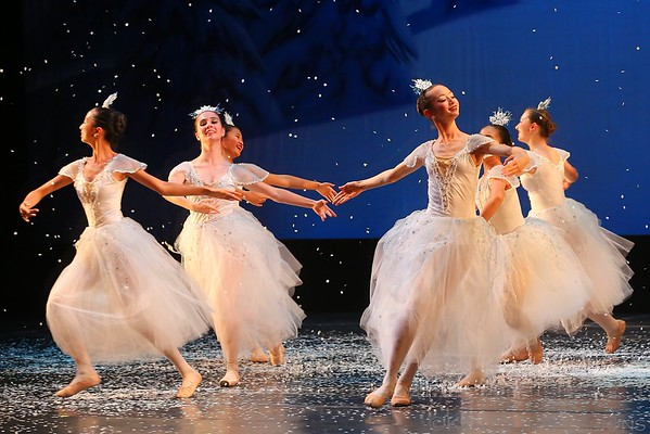 San Jose Youth Ballet 2014 Nutcracker Performance