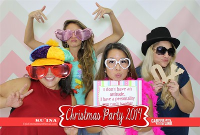 Career Link Christmas Party 2014