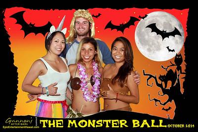 Gannons Monster Ball 2014