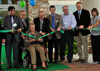 Holiday Inn Express Grand Opening