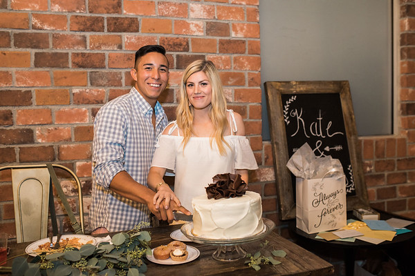 James + Kate CA Wedding Reception