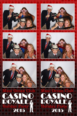 Marriott Holiday Party 2015