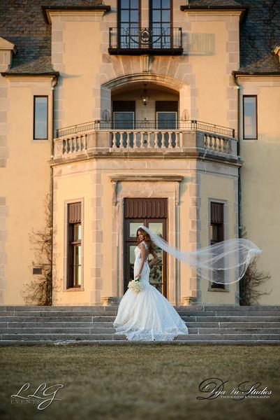 Oheka Castle Staged Wedding 3/19/15