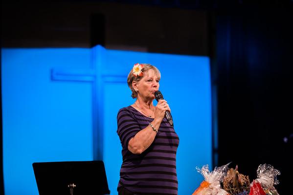 Valley Baptist's Women's Ministry Kickoff 2015