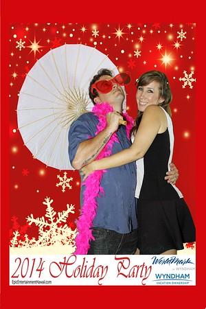 Wyndham Holiday Party 2014