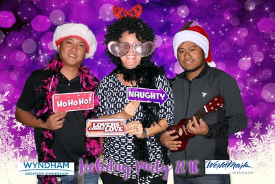 Wyndham's Holiday Party 2016