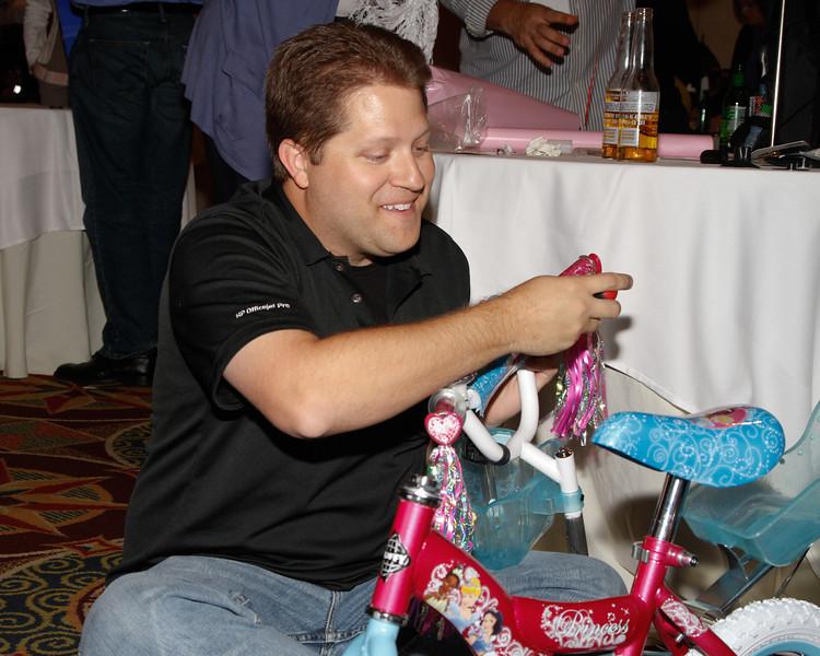 HP Bike Build - 160